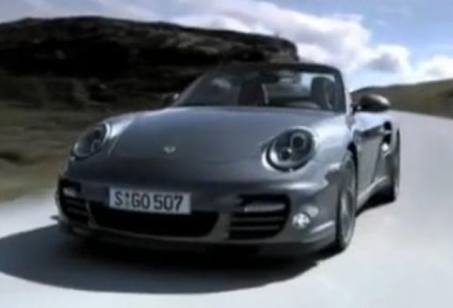 VIDEO: Porsche 911 Turbo se prezinta