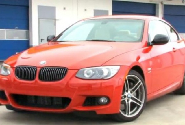 VIDEO: Iata noul BMW 335is!