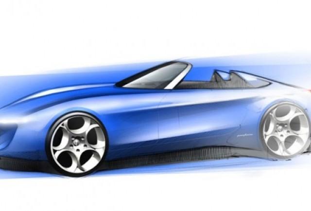 Conceptul Pininfarina realizat pentru Alfa Romeo