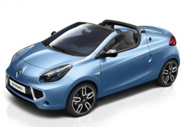 Noul Renault Wind