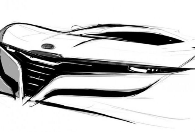 Conceptul Bertone pentru Alfa Romeo