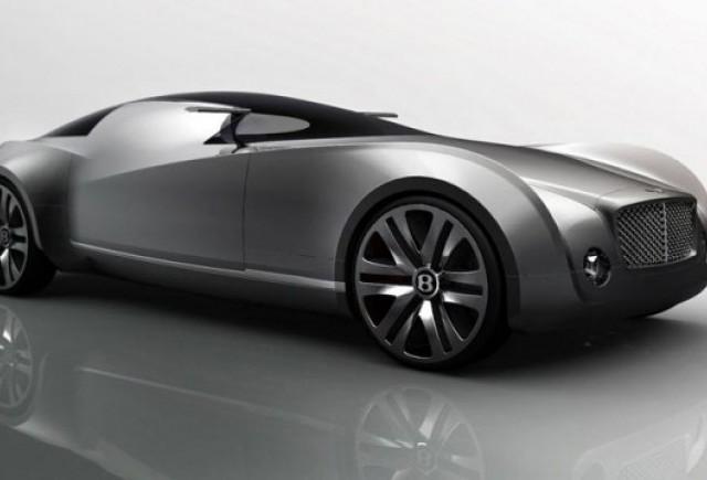Cum va arata Bentley-ul viitorului
