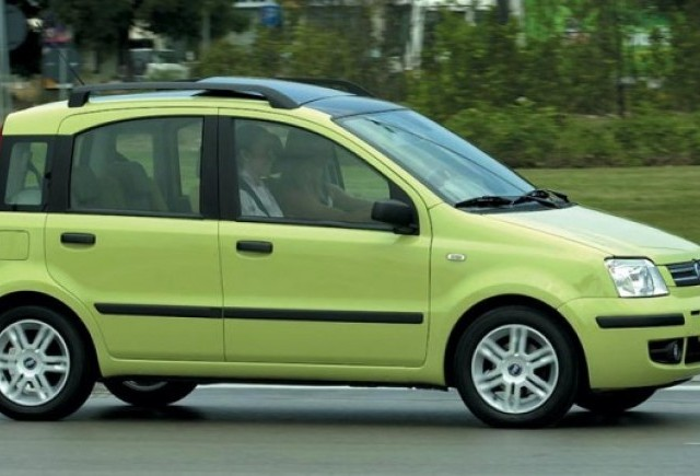 Noul Fiat Panda vine in 2011