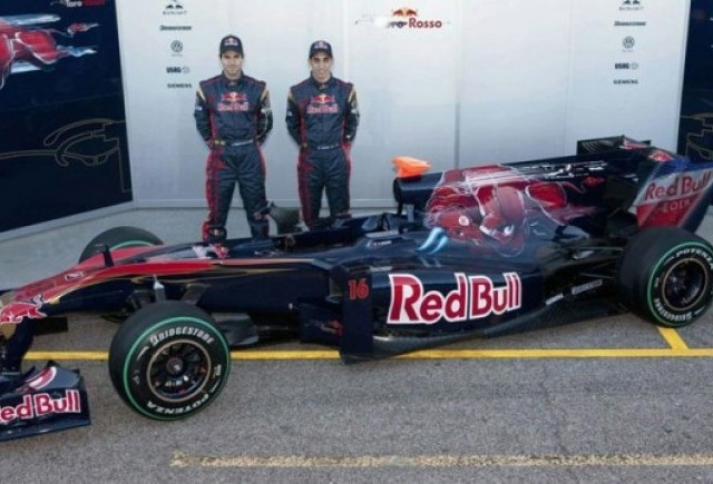 Toro Rosso a prezentat masina de Formula 1 din 2010
