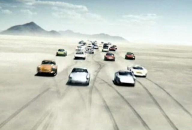 VIDEO: Porsche Panamera isi prezinta arborele genealogic