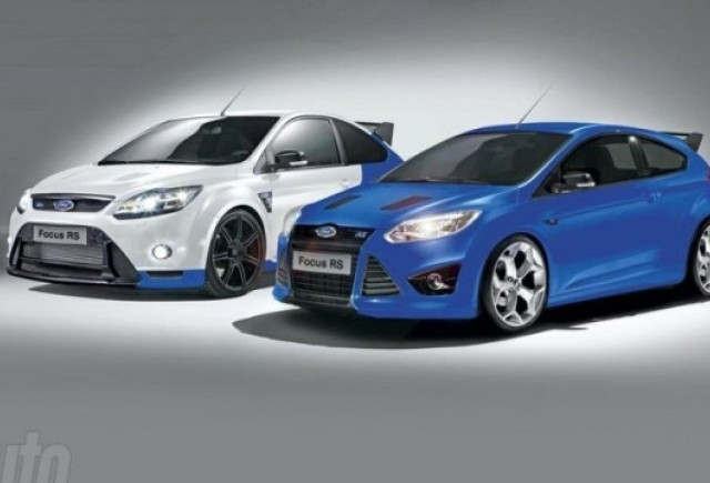 Ford pregateste noile modele  RS hibrid si RS Clubsport