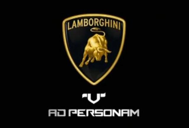 VIDEO: Programul de personalizare Lamborghini Ad Personam