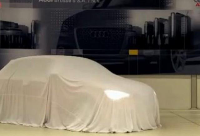 VIDEO: Audi prezinta linia de asamblare a modelul A1