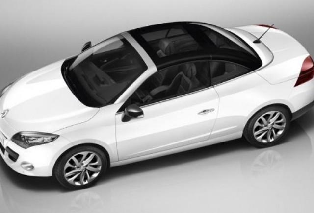 OFICIAL: Noul Renault Megane CC