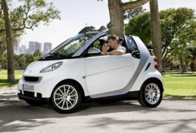 Smart ForTwo CDI a redus emisiile la 86g CO2
