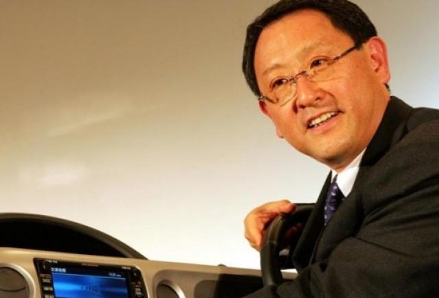Presedintele Toyota isi cere scuze pentru recall