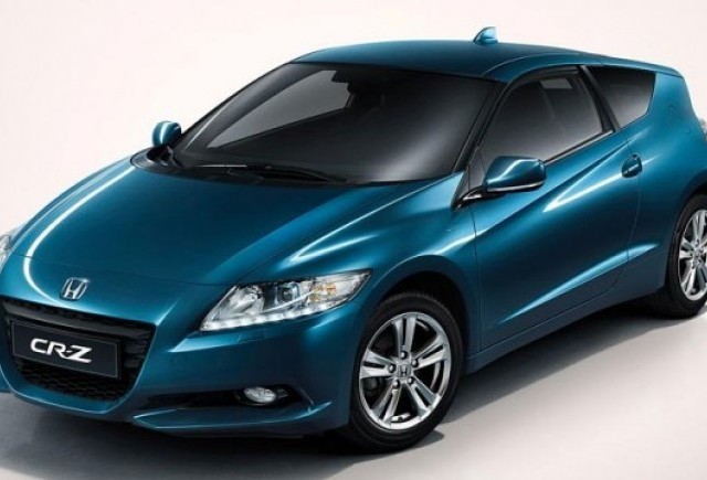 Detalii complete despre noul Honda CR-Z