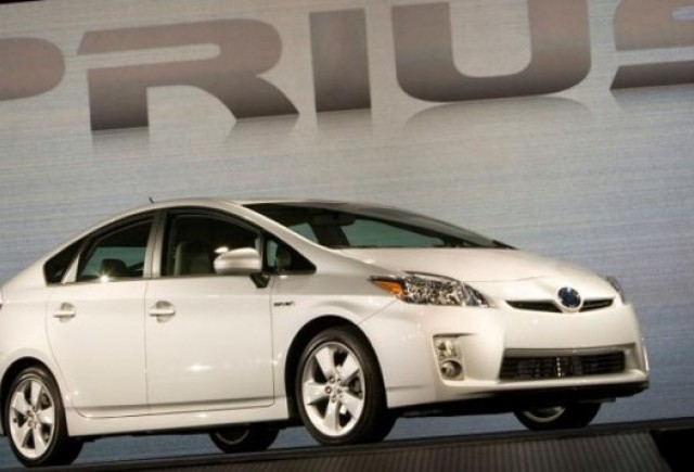 Toyota pregateste un recall global pentru modelul Prius