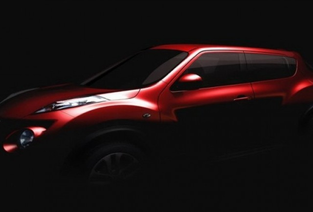 Noul Nissan Juke Crossover