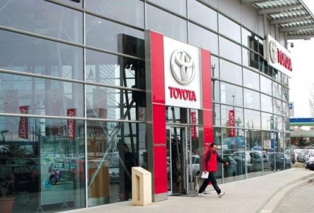 Recall Toyota in Romania: 12.500 de masini sunt rechemate in service
