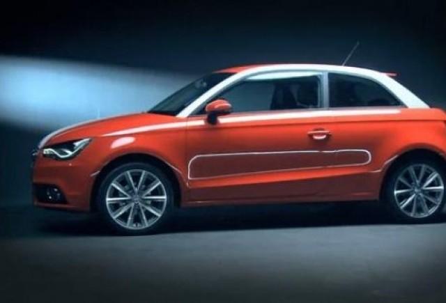 VIDEO: Noul Audi A1 se prezinta