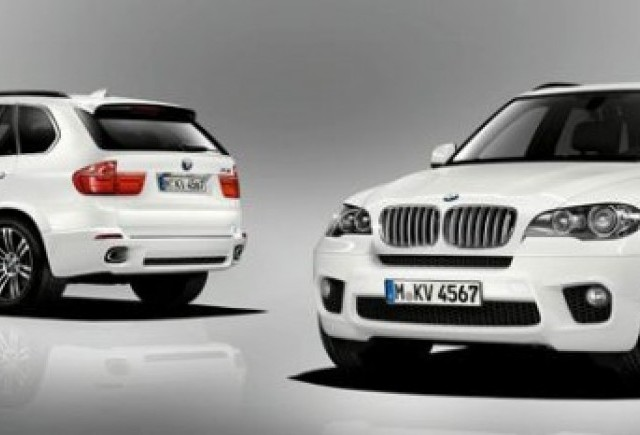 Primele imagini cu BMW X5 M Sport