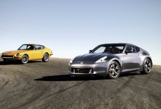 Nissan 40th Anniversary Edition Z costa 38.860 USD