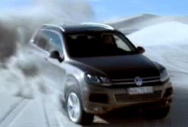 VIDEO: Trei clipuri cu noul VW Touareg