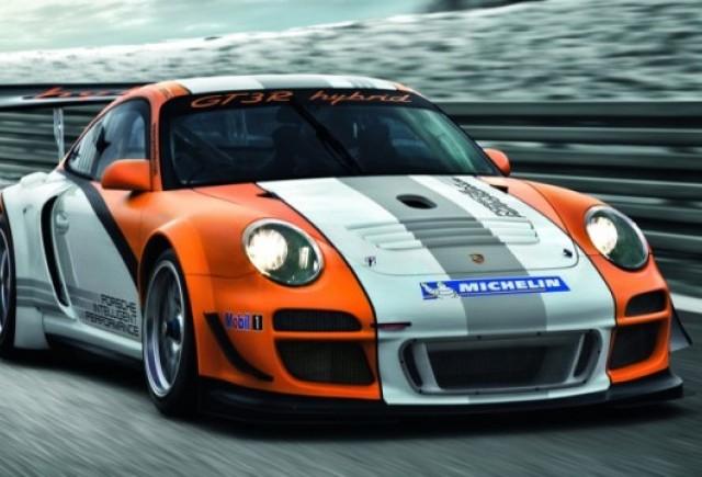 Noul Porsche 911 GT3 R hibrid va fi prezentat la Geneva