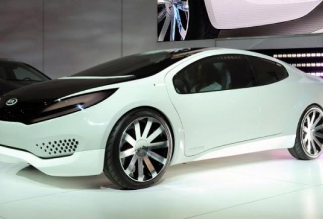 Iata noul concept Kia Ray hibrid!