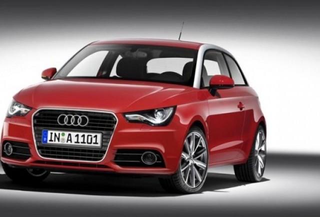 Audi A1 va fi disponibil in 5 versiuni de caroserie