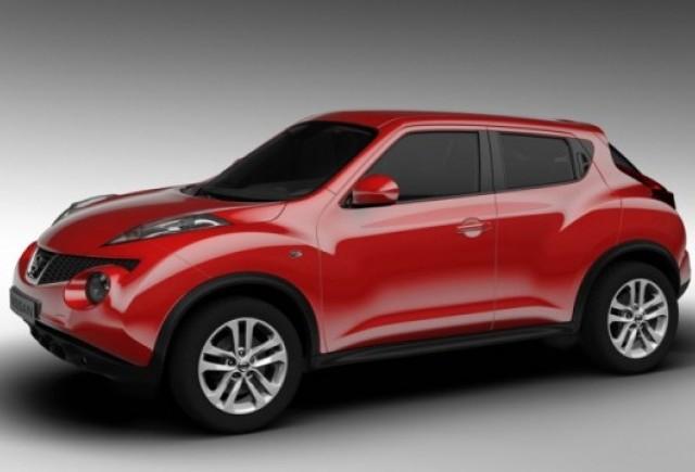 OFICIAL: Noul Nissan Juke