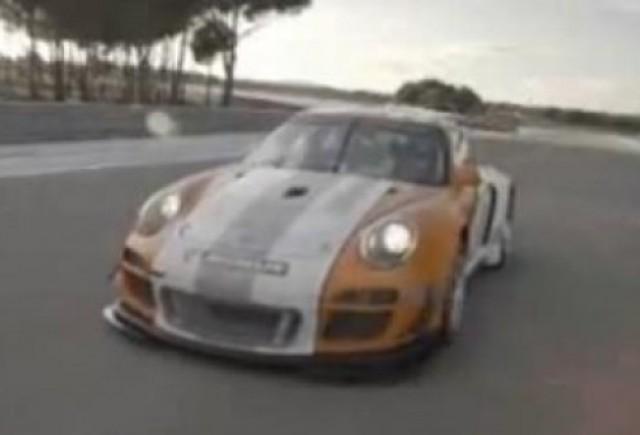 VIDEO: Porsche 911 GT3 R Hybrid se prezinta