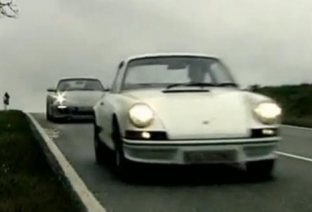 VIDEO: Porsche 911 Carrera RS vs 911 Sport Classic
