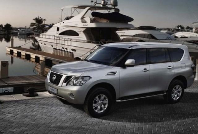 OFICIAL: Noul Nissan Patrol