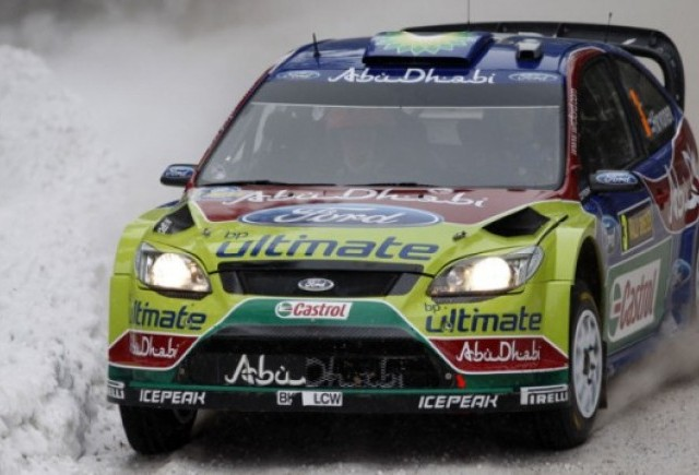 WRC: Mikko Hirvonen a castigat Raliul Suediei