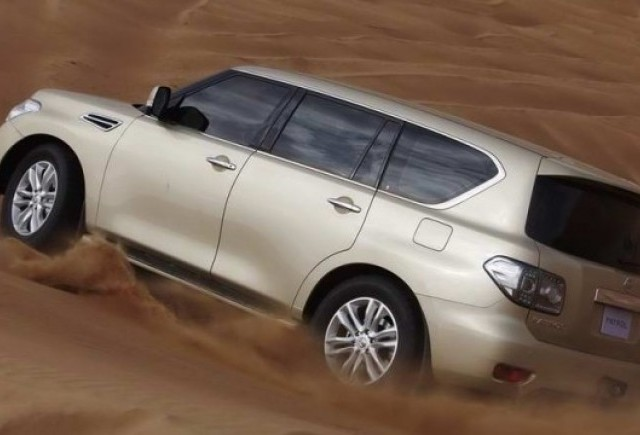 VIDEO: Noul Nissan Patrol