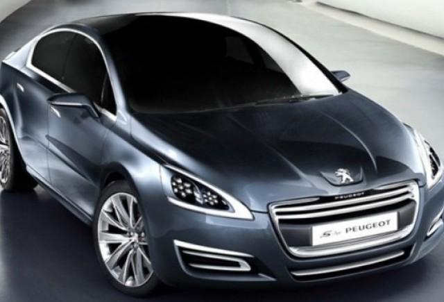 Conceptul Peugeot 508