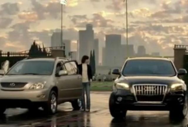 VIDEO: Audi ataca Lexus, Mercedes si BMW