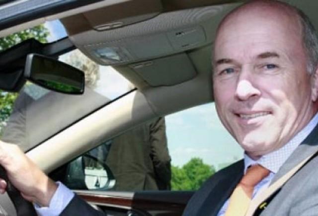 Carl Peter Forster este noul CEO Tata Motors