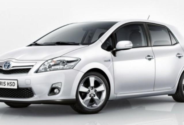 Noul Toyota Auris hibrid va fi lansat la Geneva