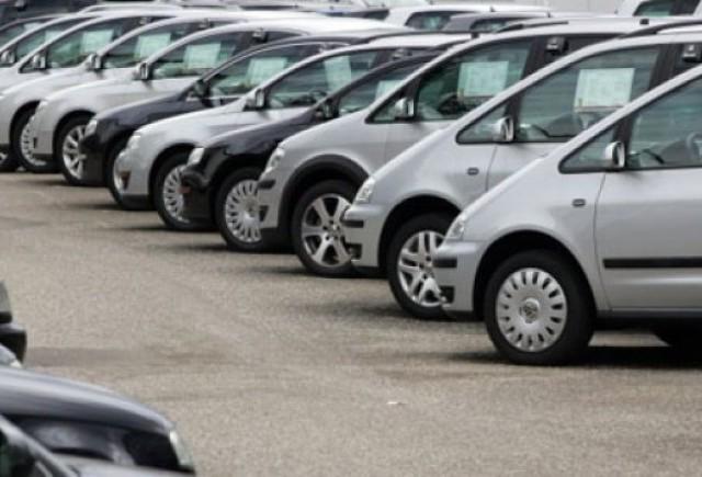 Piata auto romaneasca s-a prabusit in ianuarie cu 85%