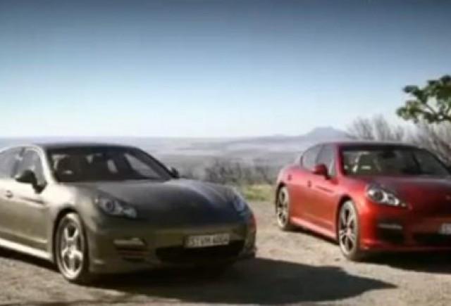 VIDEO: Porsche Panamera V6