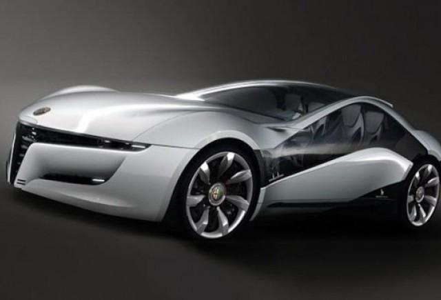 Bertone Pandion, concept pentru Alfa Romeo