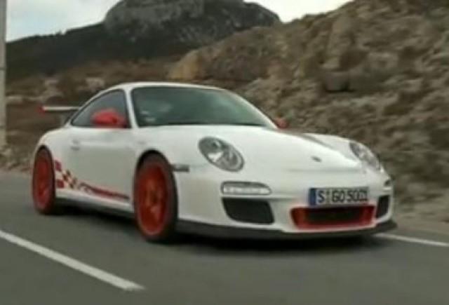 VIDEO: Test cu Porsche 911 GT3 RS