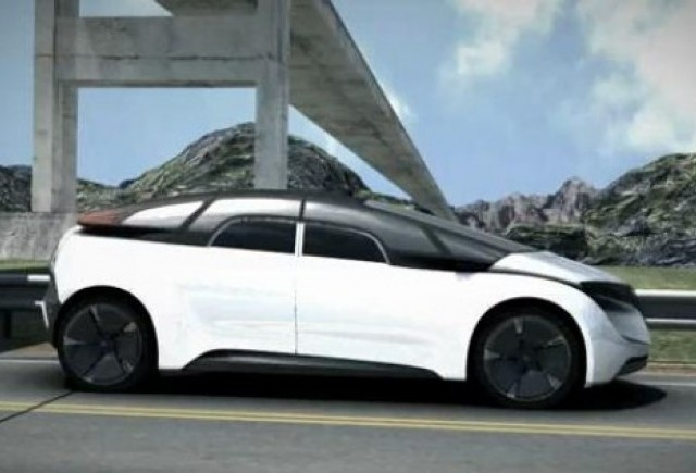 VIDEO: IED si Tesla prezinta conceptul Eye