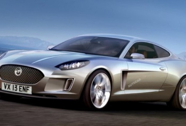 Noul Jaguar XK