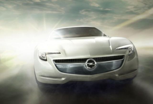Opel prezinta noul concept Opel Flextreme GT/E