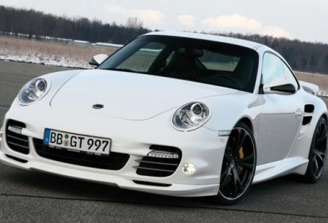 Techart  va prezenta la Geneva propriile versiuni 911 Turbo si Turbo S