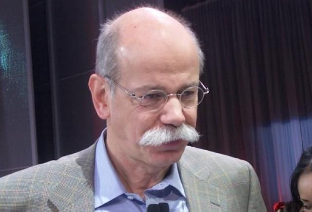Dieter Zetsche ramane in fruntea Daimler pana in 2013