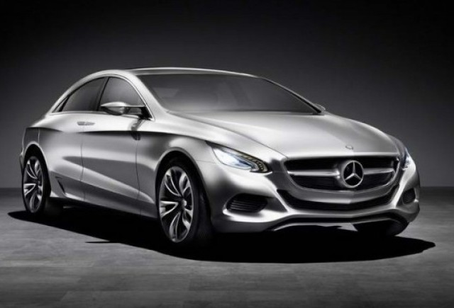 Geneva Preview: Mercedes-Benz F800 Style