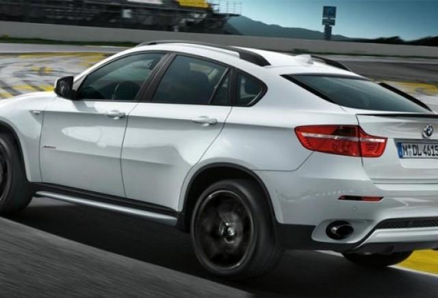 Pachet de performanta pentru BMW X6