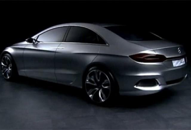 VIDEO: Mercedes-Benz F800 prezentat din toate unghiurile