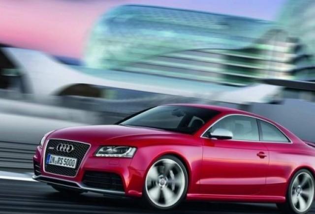Oficial: Audi RS5 debuteaza la Geneva