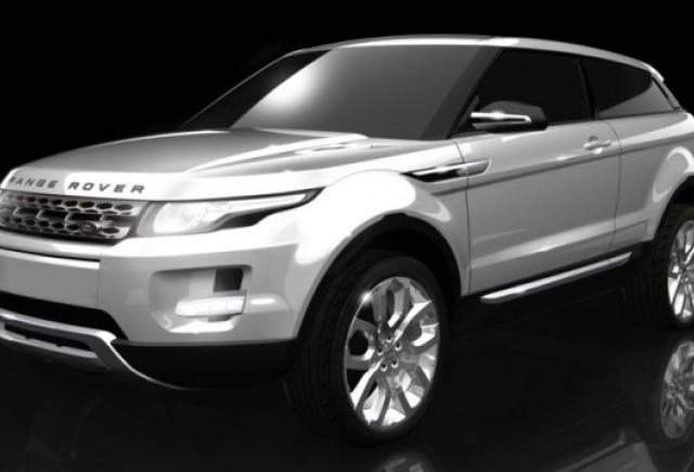 Land Rover LRX va fi prezentat la Salonul Auto de la Paris